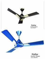 Blue Electricity Ceiling Fans-RAFTAR for Home