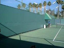 Tennis Screen Canvas