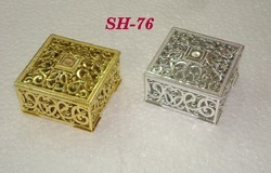 Jewellery Box Square Small