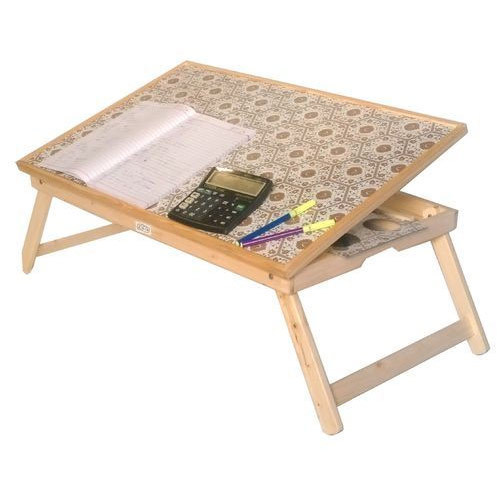Wonderful Wooden Foldable Study Table