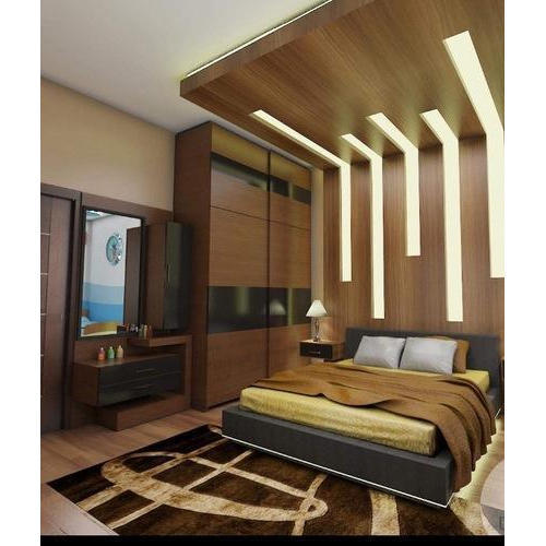Wooden False Ceiling, Rs 200 /square feet Paradise ...