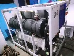 Three Phase 10 TR Water Cooled Chiller