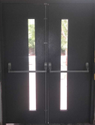 Fire Door With Panick Bar