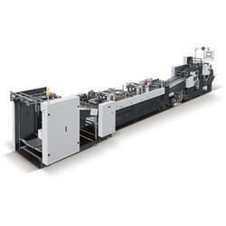 Automatic White Paper Cover Making Machines