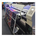 UV Eco Solvent Printing Machine