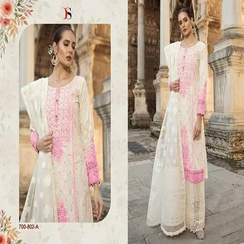 8939ceb6ad DEEPSY MARIA.B SILVER-19 PAKISTANI SUITS at Rs 999 /piece ...