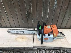 MS 460 Chainsaw With 20 inch