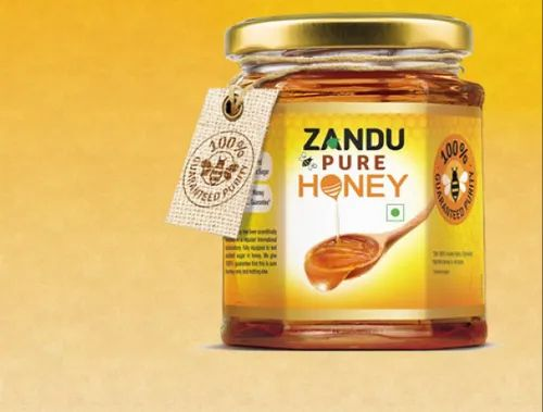 Zandu Pure Honey, Packaging Type: Bottle