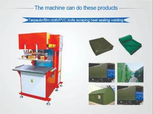 High Frequency Large Membrane Welding Machine 5kw