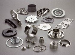 Finished Fine Finish Precision Components, For Industrial, Packaging Type: Carton Box