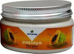 Afflatus 24 Months Papaya Fairness Face Pack