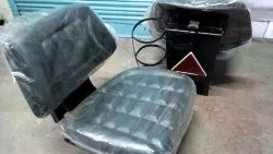Tractor Driver Seat With Side Bottle Holder
