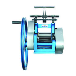 Rolling Mill Hand Operated With Double Gear 4 inch