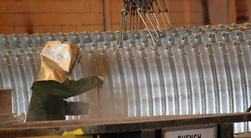 Hot Dip Galvanizing Services for MS Goods