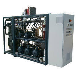 Heat Pump Hot Water Generator