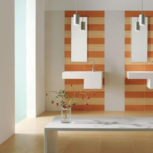 Ceramic Designer Bathroom Tile, Size: Large and 12 Inch X 12 Inch