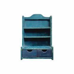 Wooden Modern Wall Shelves, Size: 12.75x20x4.75 Inch