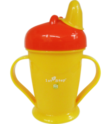 ST-1175 Spill Proof Cup Yello