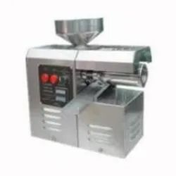 ELECTRONIC MUSTERD OIL MACHINE