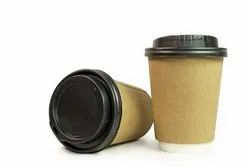 Loose Rippled Paper Cup Sleeve
