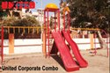 Corporate Combo Playground Slide
