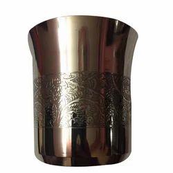 Bronze Alloy Kansa Bangla Tumbler