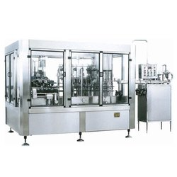 Stainless Steel Bottling Plant