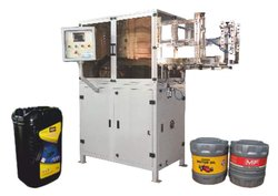 In-Mould Labeling Robot Machine