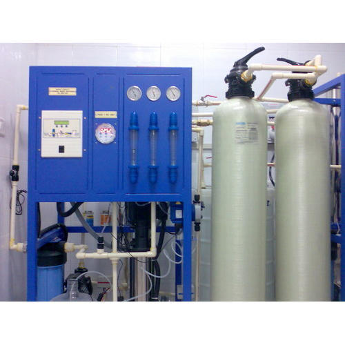 Automatic Stainless Steel Reverse Osmosis System, 500-1000