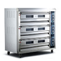 3 Deck 9 Trays Bakery Electric Oven