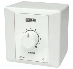 At-06 Speaker Volume Controllers