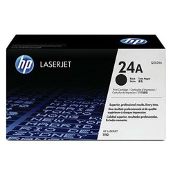 HP 24A Black Toner Cartridges