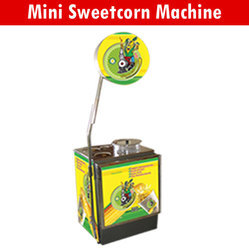 Mini Sweet Corn Machine