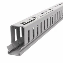 Press Fit Slotted Panel Trunking 30 x 25 mm