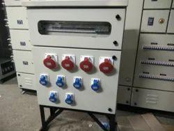 Plug And Socket Panel