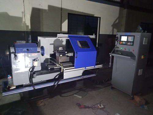 HEAVY DUTY CNC RETROFIT LATHE MACHINE