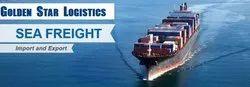 International Sea Freight Service