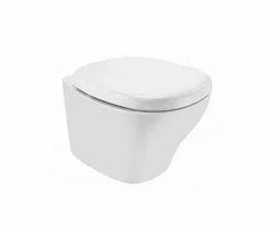 Jaquar  ACS-WHT-87951  Rimless Wall Hung WC
