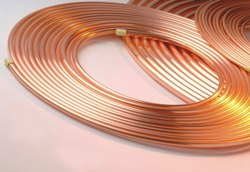 Pan Cake Copper Coils