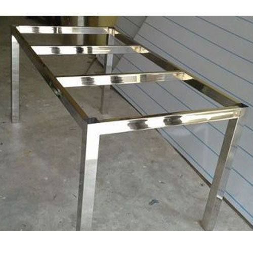 Stainless Steel Table Frame Home Design