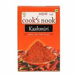 Natural Kashmiri Red Chilli Powder