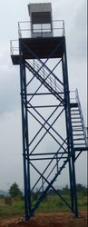 30 FEET Security Watch Towers