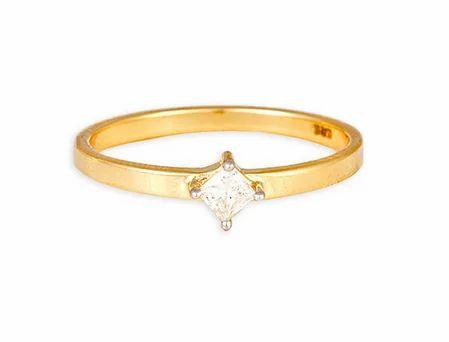 e11a309da2 Tanishq Gold Ring 500067FLALAA02, Rs 22083 /piece, Tanishq Titan ...