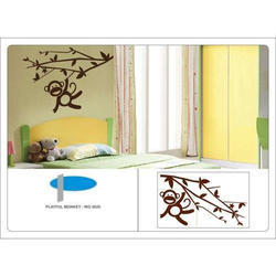 Play Ful Monkey Wall Decor