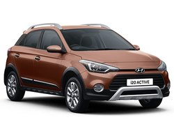 Hyundai I20 Active Car For Replacement Auto Spare Parts