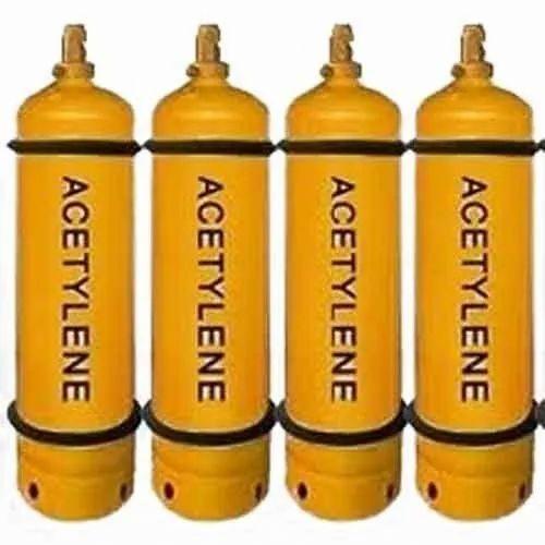 Dissolved Acetylene Cylinder at Rs 350/kilogram | Bhosari