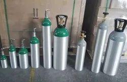 Portable Medical Oxygen Cylinder (Aluminium)