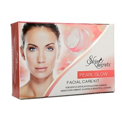 Skin Secrets Pearl Glow Facial Care Kit, Packaging Size: 310 Gms, for Personal, Parlour