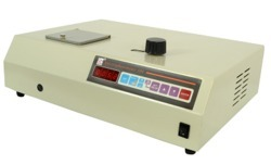 104  Micro Controller Based Vis. Spectrophotometer