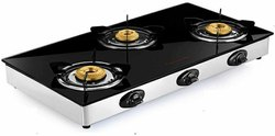 Butterfly Grand Glass Stove, Model No.: Grand 3B
